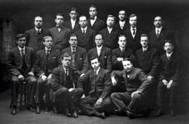 Alpha Chapter (1898)